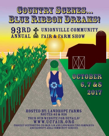 f9dc5b66928 Unionville Community Fair & Farm Show 2017 Edition by Ad Pro Inc ...