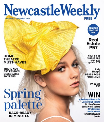 8f7c73c51af 07 September by Newcastle Weekly Magazine - issuu