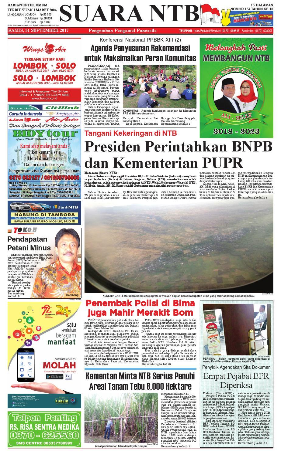 Edisi 14 September 2017