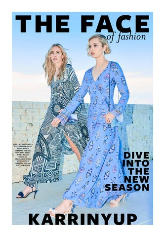 00caf61c9da The Face of Fashion - September 2017 - Karrinyup by AMP Capital ...