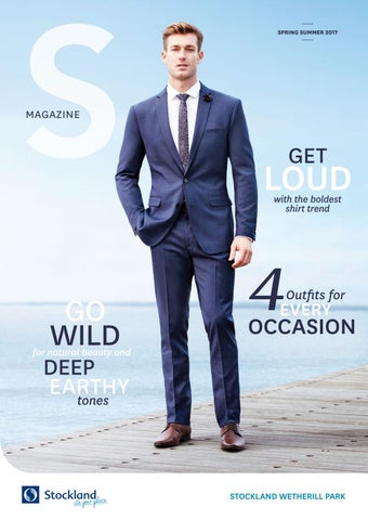 Stockland Wetherill Park Ss17 By Style Magazines Issuu