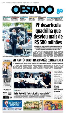 2f3a5e00084f9 14 09 2017 -Edição 23111 by Jornal O Estado (Ceará) - issuu