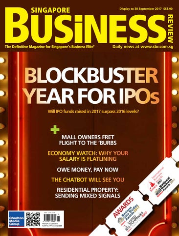 3c1b45562ca5 Singapore Business Review (August - September 2017) by Charlton ...