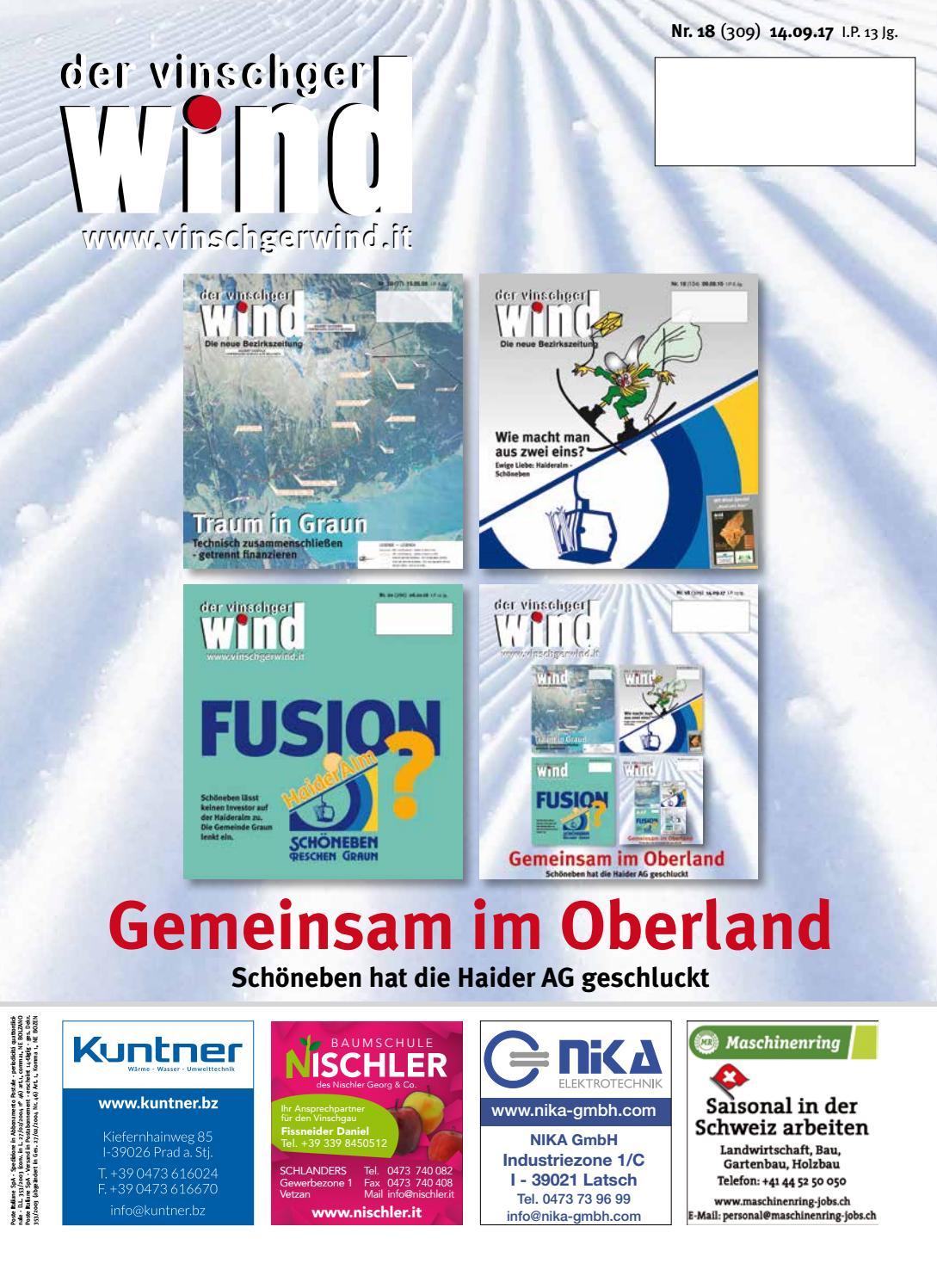 zeitung vinschgerwind ausgabe 18 17 vinschgau s�dtirol by  zeitung vinschgerwind ausgabe 18 17 vinschgau s�dtirol by vinschgerwind issuu