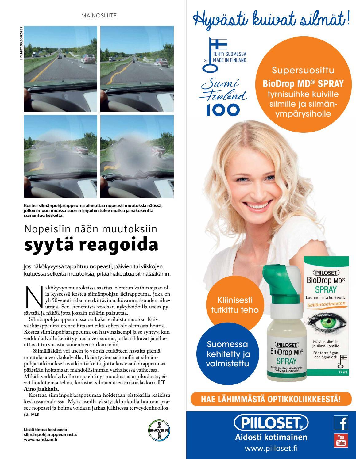 Silmänpohjarappeuma