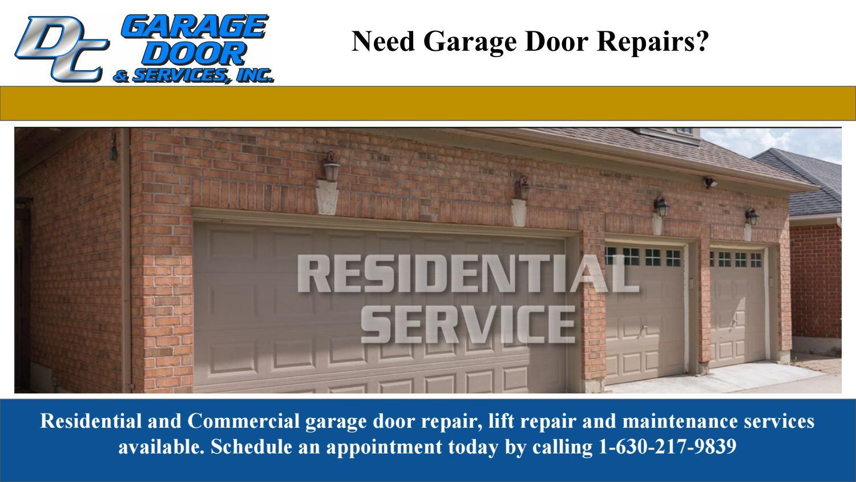 Garage Door Repair Service Elmhurst By Dcgarageservices Issuu