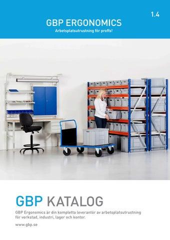 GBP katalog 1.4 2017 by Scandinavian Storage Group - issuu 40fb11a010661