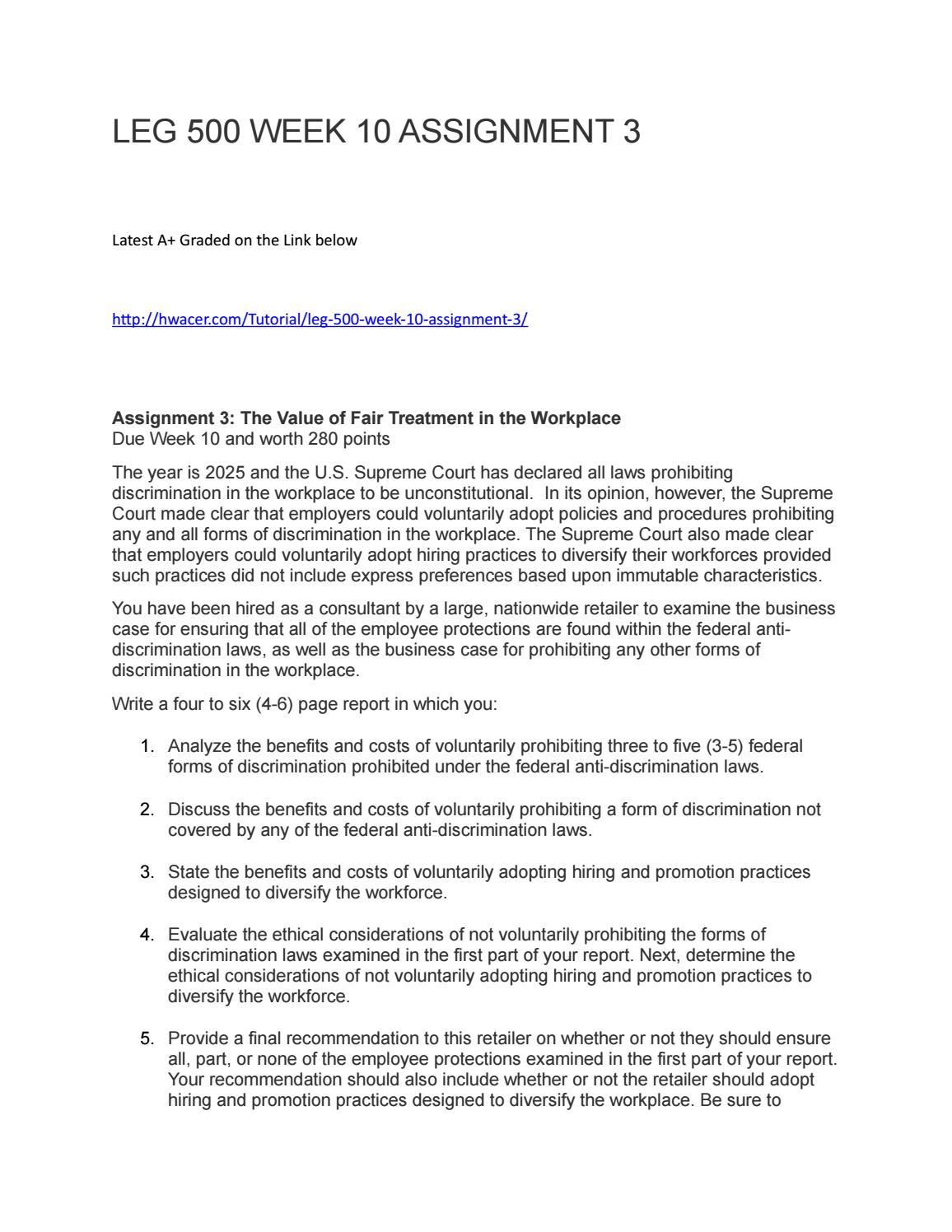benefits of anti discriminatory practice
