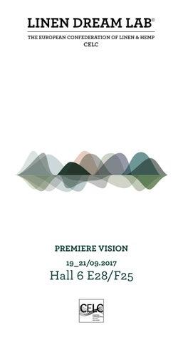 F Lli Graziano Fu Severino Spa.Celc Linen Itinerary Premiere Vision Sept 17 By Linen Hemp Issuu