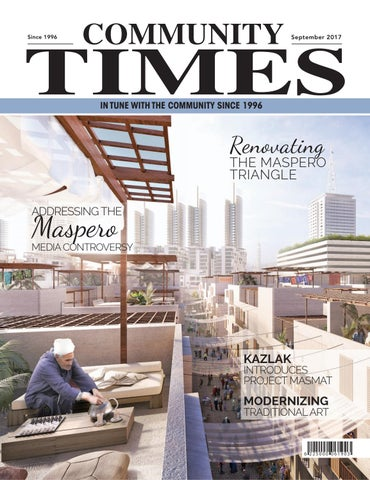bd6171bb9ce275 Community Times September Issue 2017 by Community Times - issuu
