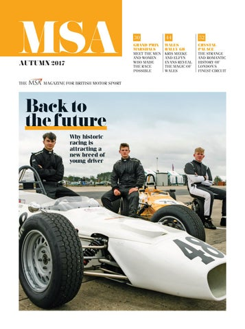 Msa magazine autumn 2017 by motorsportsassociation issuu page 1 fandeluxe Image collections