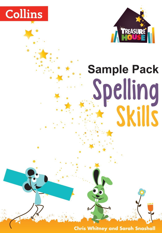 Treasure House Spelling Sample Pack by Collins - issuu