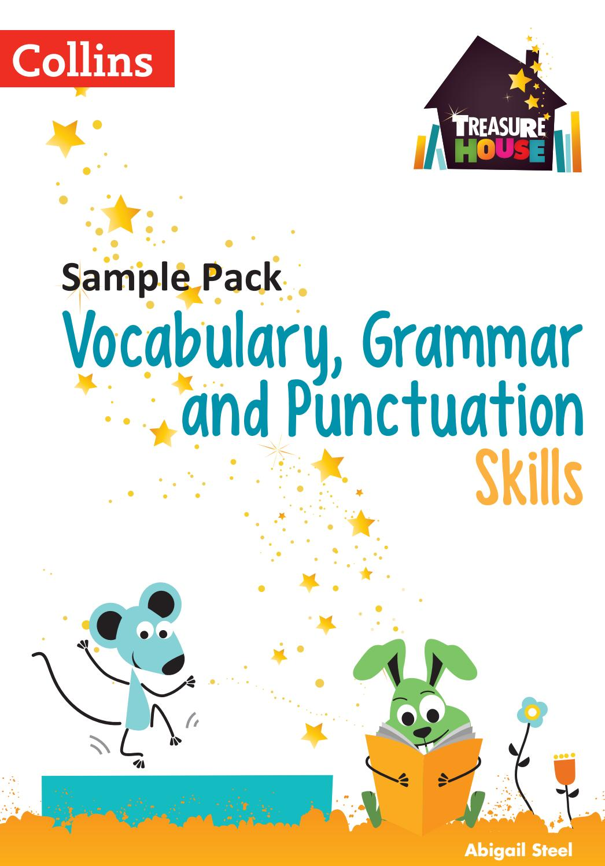 Workbooks grammar and punctuation workbook : Treasure House Vocabulary, Grammar and Punctuation Sample Pack by ...