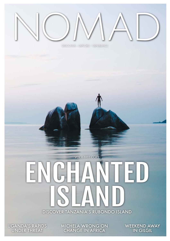 a1bff5c61983 Enchanted Isle - Tanzania issue by Nomad Magazine Africa - issuu