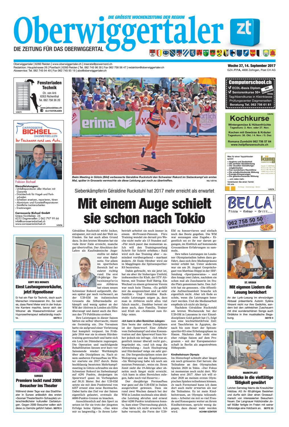 Oberwiggertaler 3717 by ZT Medien AG issuu