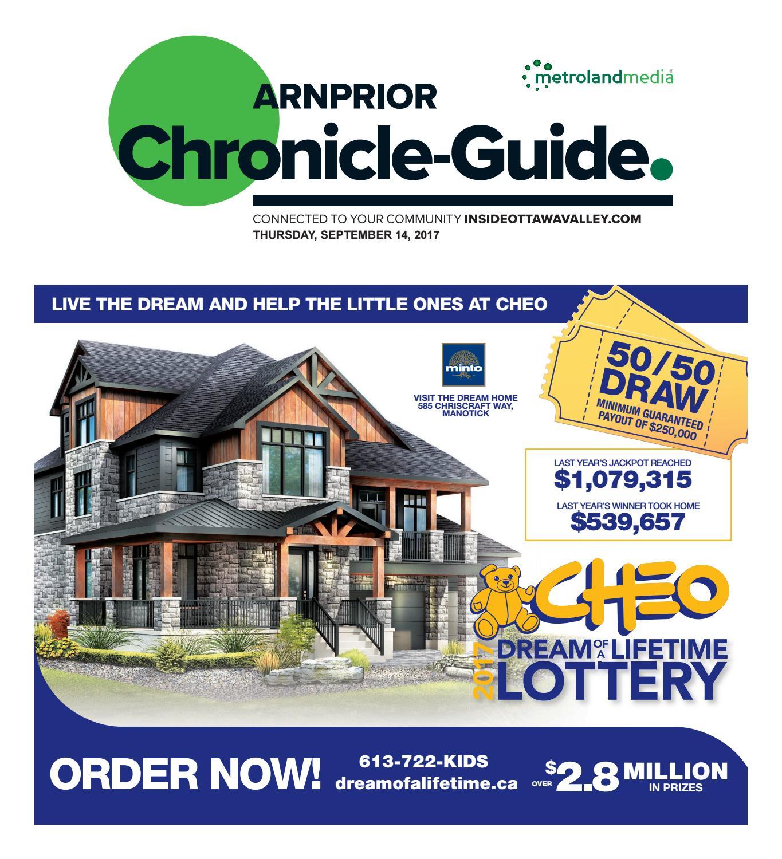 Arnprior091417 by Metroland East - Arnprior Chronicle-Guide