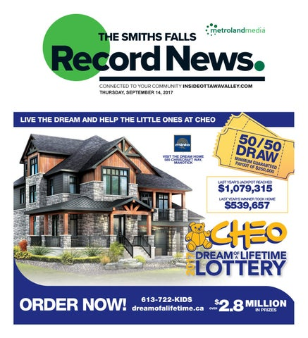 cabea84cae31 Smithsfalls091417 by Metroland East - Smiths Falls Record News - issuu