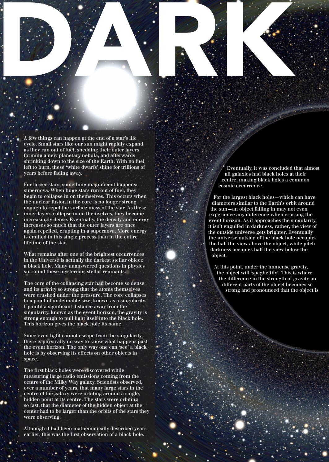 Issue 19: Space by Au Science Magazine - issuu