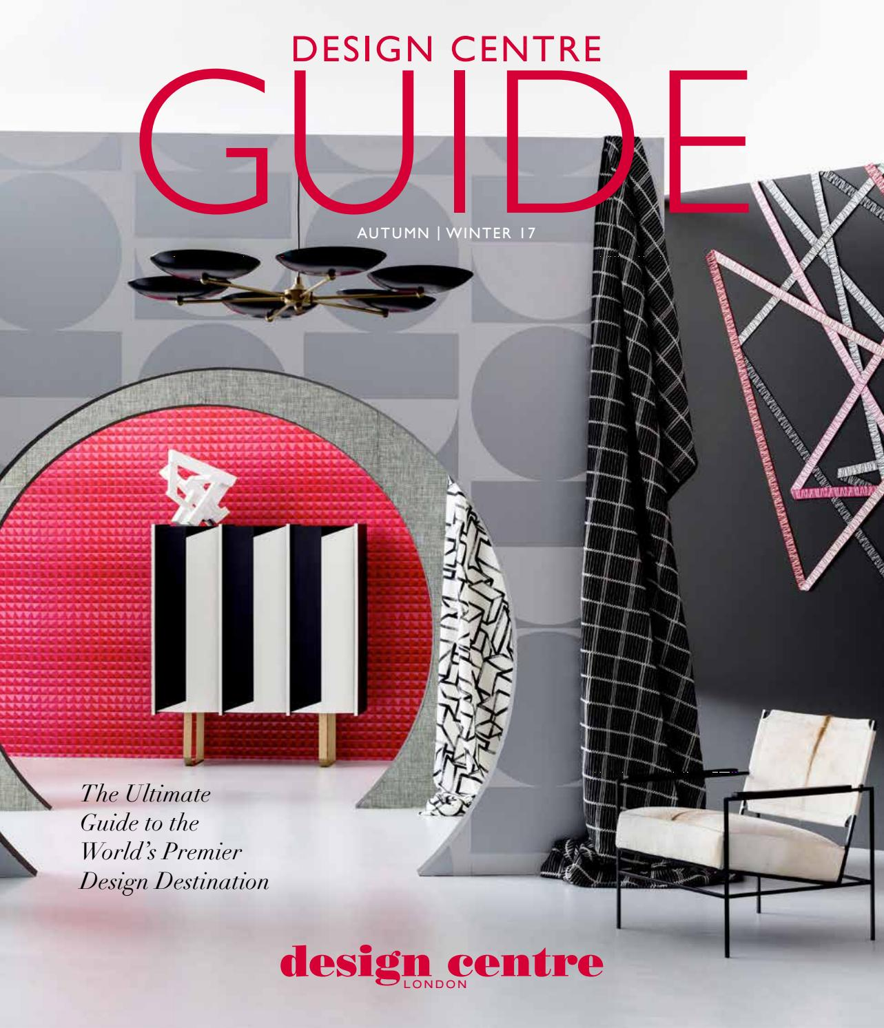 Design Centre Guide AW17 by Design Centre Chelsea Harbour - issuu