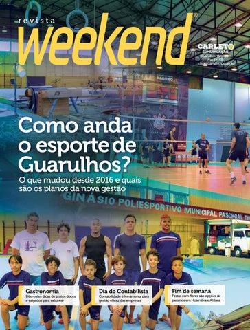 c3cf06ec255f9 Revista Weekend - Edição381 by Carleto Editorial - issuu