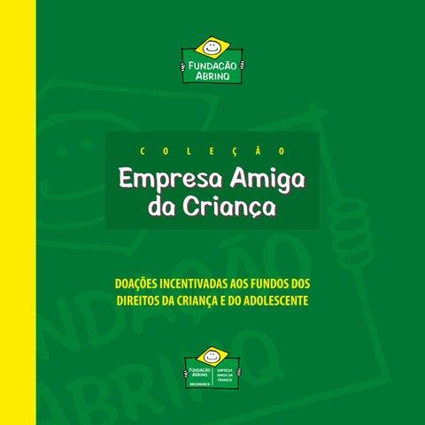 f1d38bc393094 Relatorio Anual 2004 - Fundação Abrinq by Fundação Abrinq - issuu