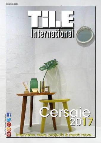 Tile International 2/2017 by Tile Edizioni - issuu