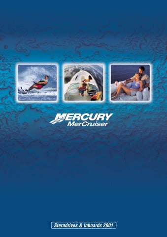 Mercruiser 2001 by GARZON STUDIO - issuu
