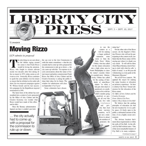 9da236ca8f Liberty City Press Issue for September 3rd-10th