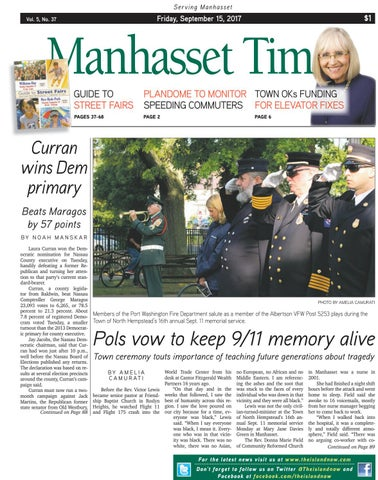 Manhasset times 09 15 17 by The Island Now - issuu