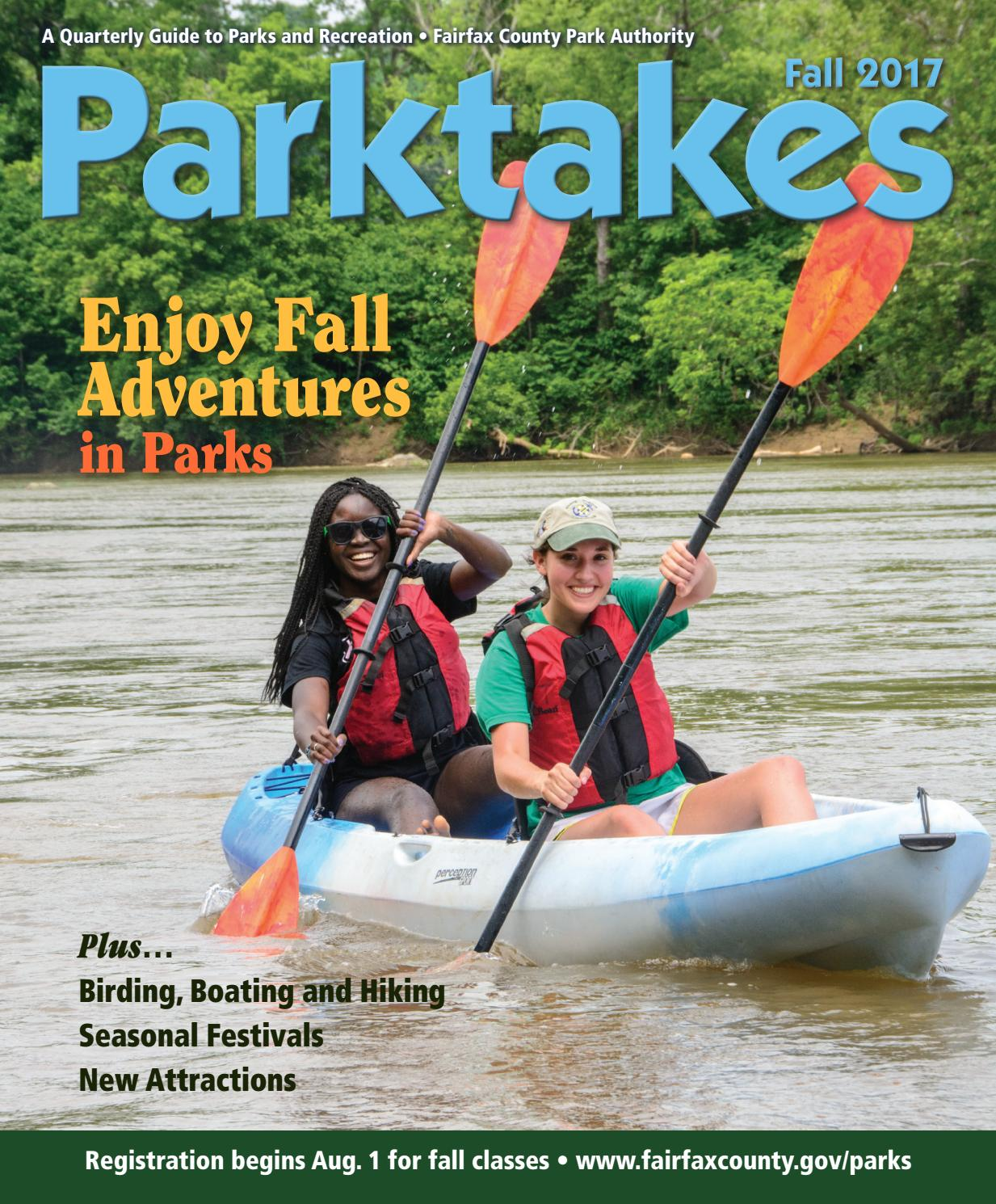 8f7613114 Fall Parktakes 2017 by Fairfax County Park Authority - issuu