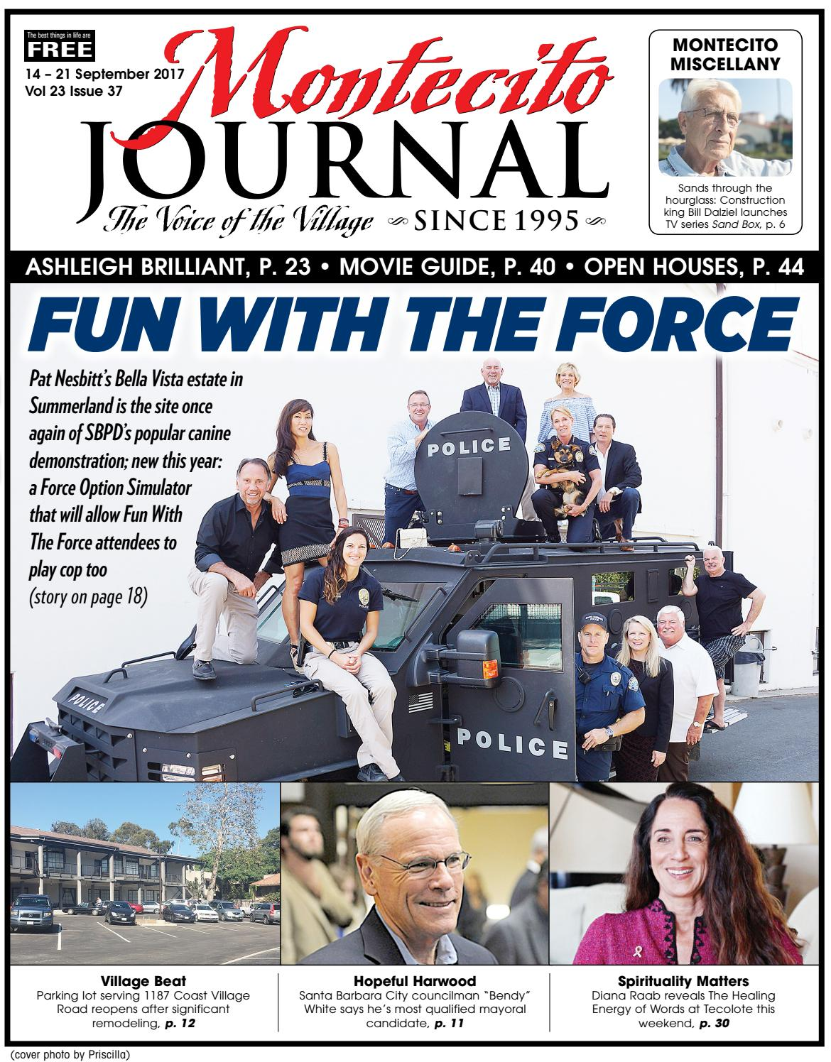 Fun with the Force by Montecito Journal - issuu