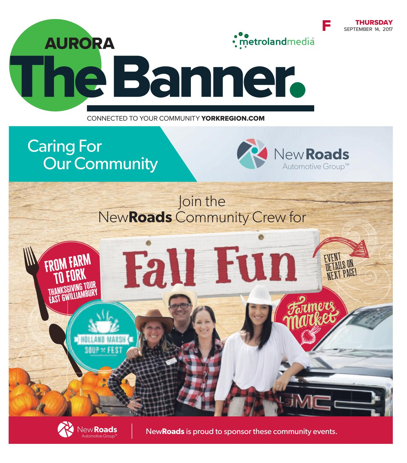 Aurora Banner September 14 2017 by Aurora Banner issuu