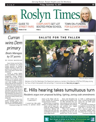 Roslyn Times 09 15 17 By The Island Now Issuu