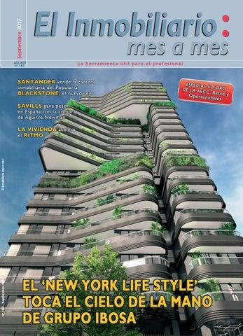34b2c6773b6 El Inmobiliario mes a mes, Nº 162 / Septiembre de 2017 by EL ...