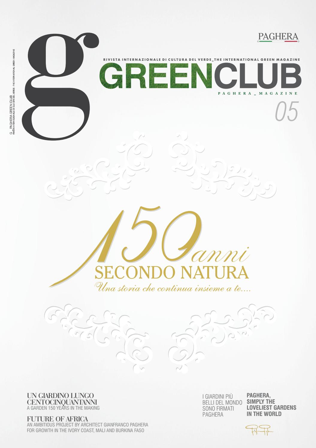 quality design 9df89 2b37a Paghera - Green Club Magazine by Thetis srl - issuu