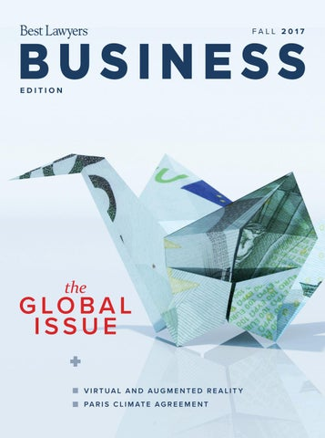 Best Lawyers Global Business Edition 2017 by Best Lawyers