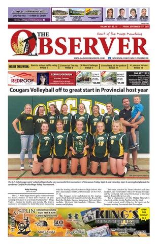 Carlyle Observer Sept 15 2017