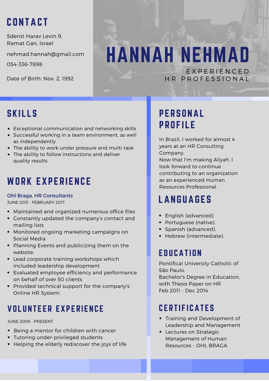 Hannah Nehmad by Hannah - issuu