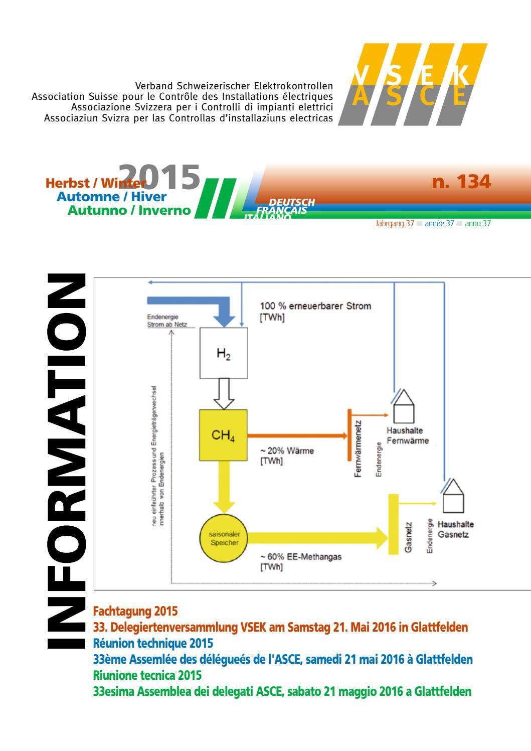 VSEK Information 134 by VSEK I ASCE - issuu