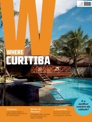 Where Curitiba - Edição 132 by Where Curitiba - issuu e478a2f06d