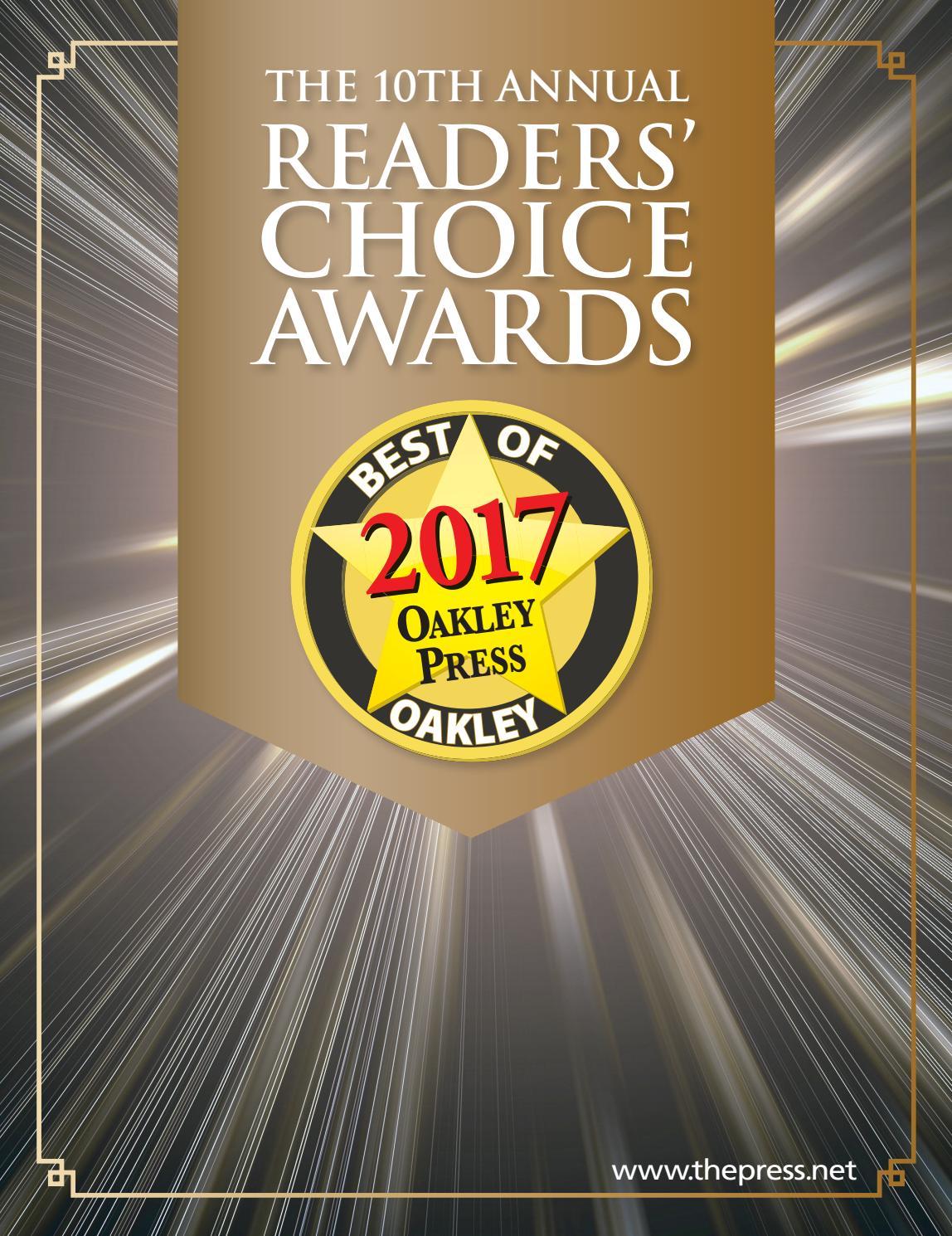 7591c1877e4 Best of Oakley 2017 by Brentwood Press   Publishing - issuu