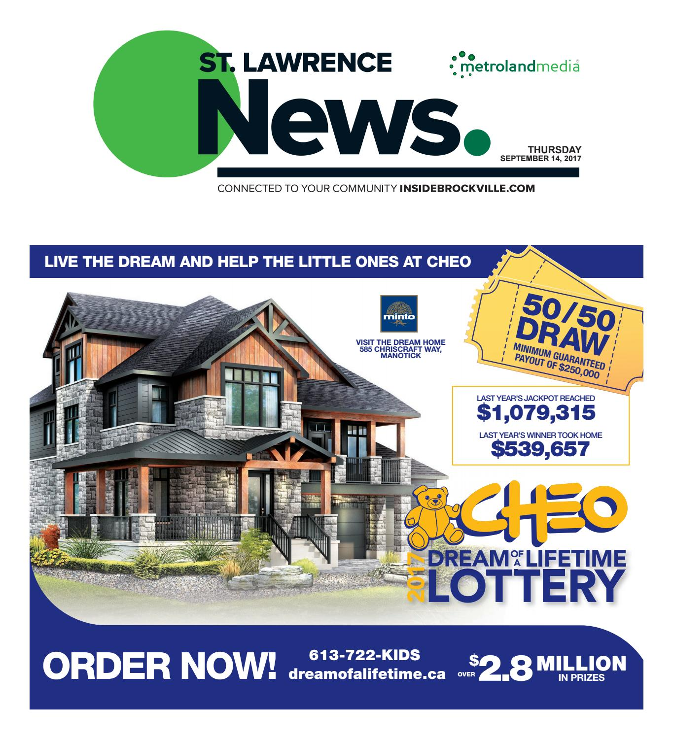 Stlawrence by Metroland East St Lawrence News issuu