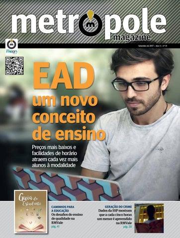 f38909fd2d10b Metrópole Magazine - Setembro de 2017   Edição 31 by Portal Meon - issuu