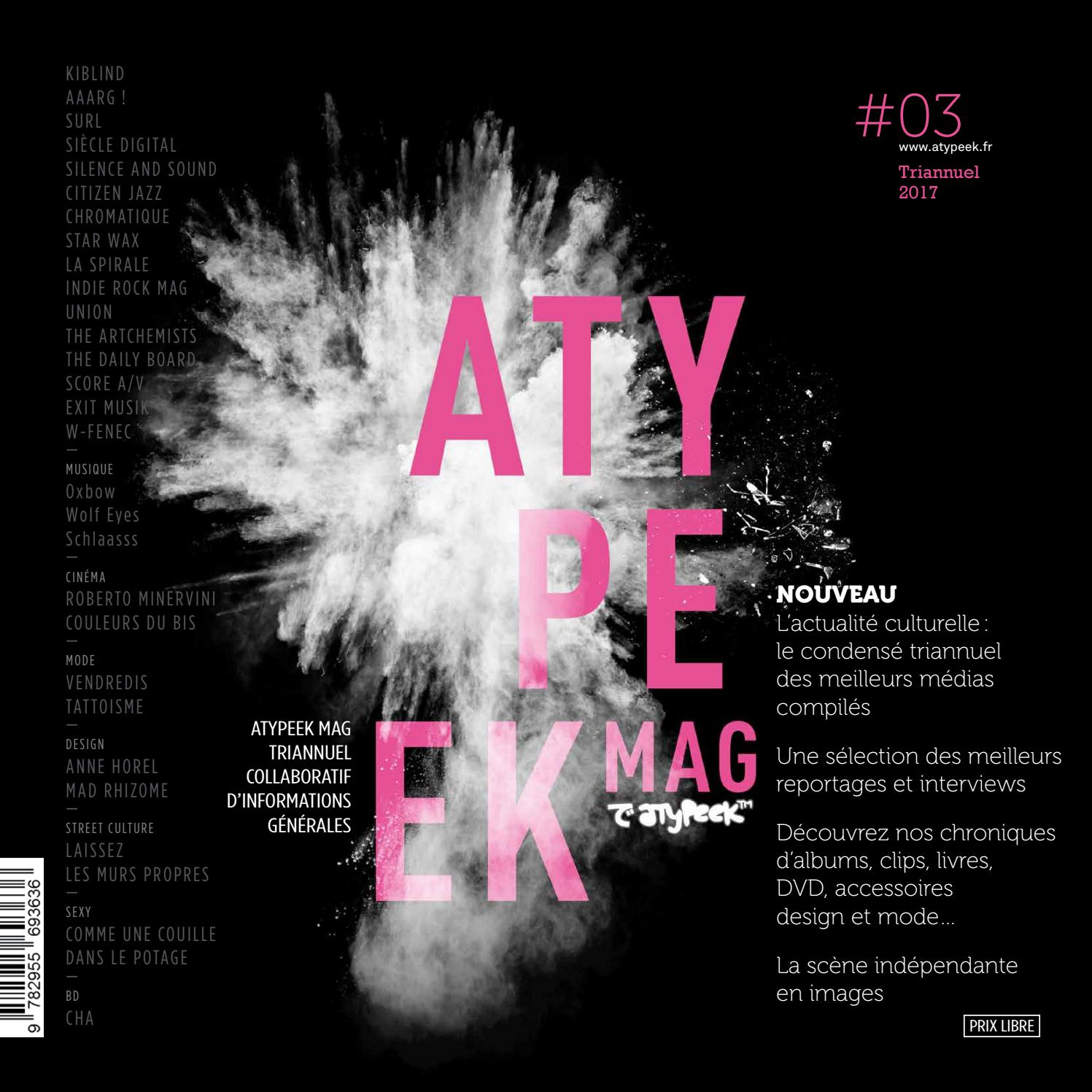 ed334f361e52 Atypeek Mag N°3 by Atypeek - issuu