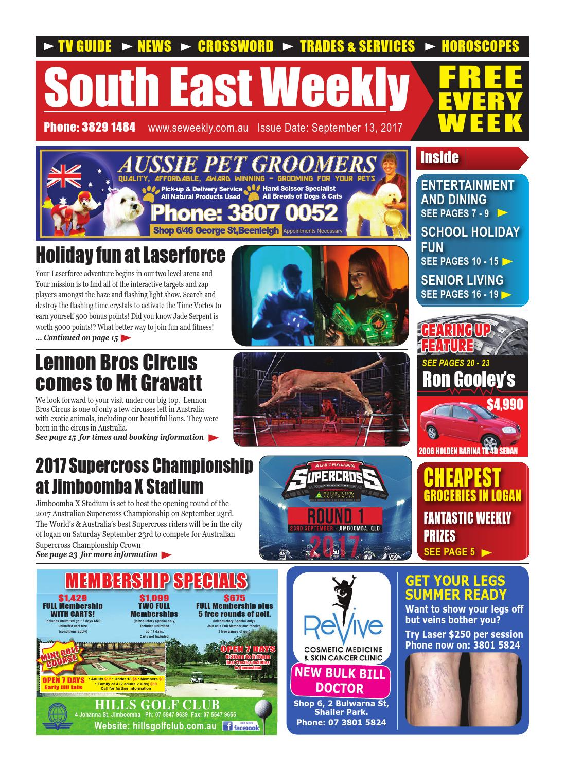 South East Weekly Magazine - September 13, 2017 by South