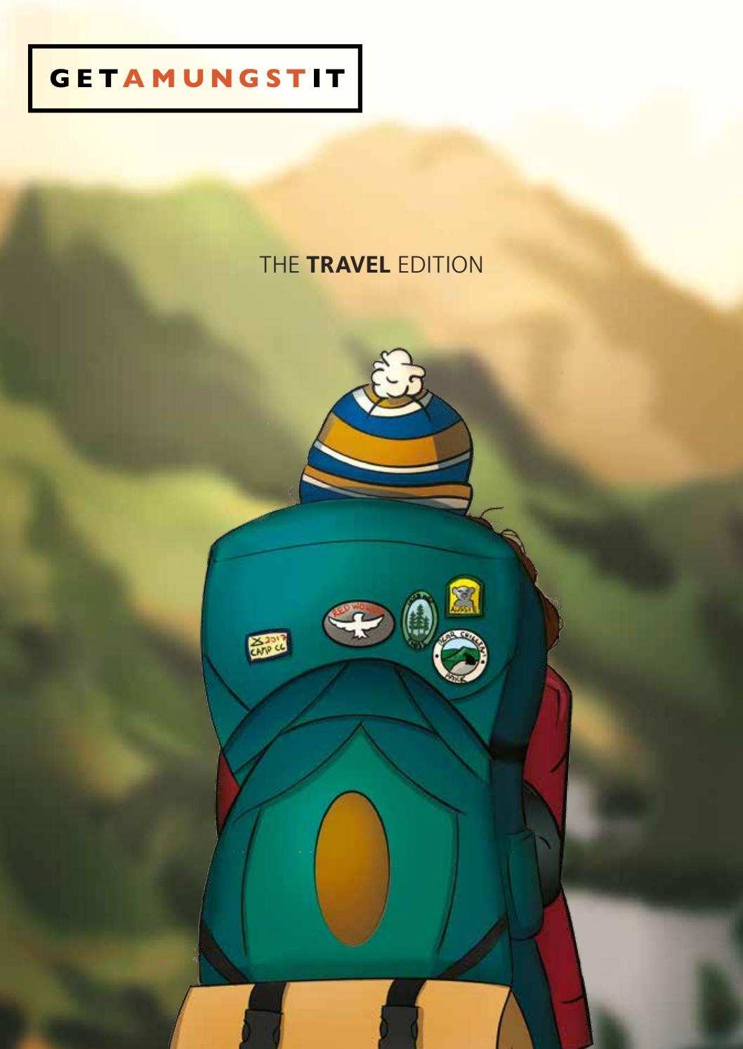 Getamungstit The Travel Edition (September 2017) by