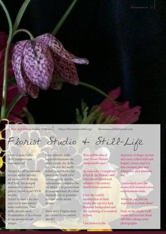 Page 23 of composizioni fiamminghe alla Blossom & Dill