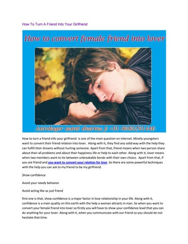 ways to turn your girlfriend on