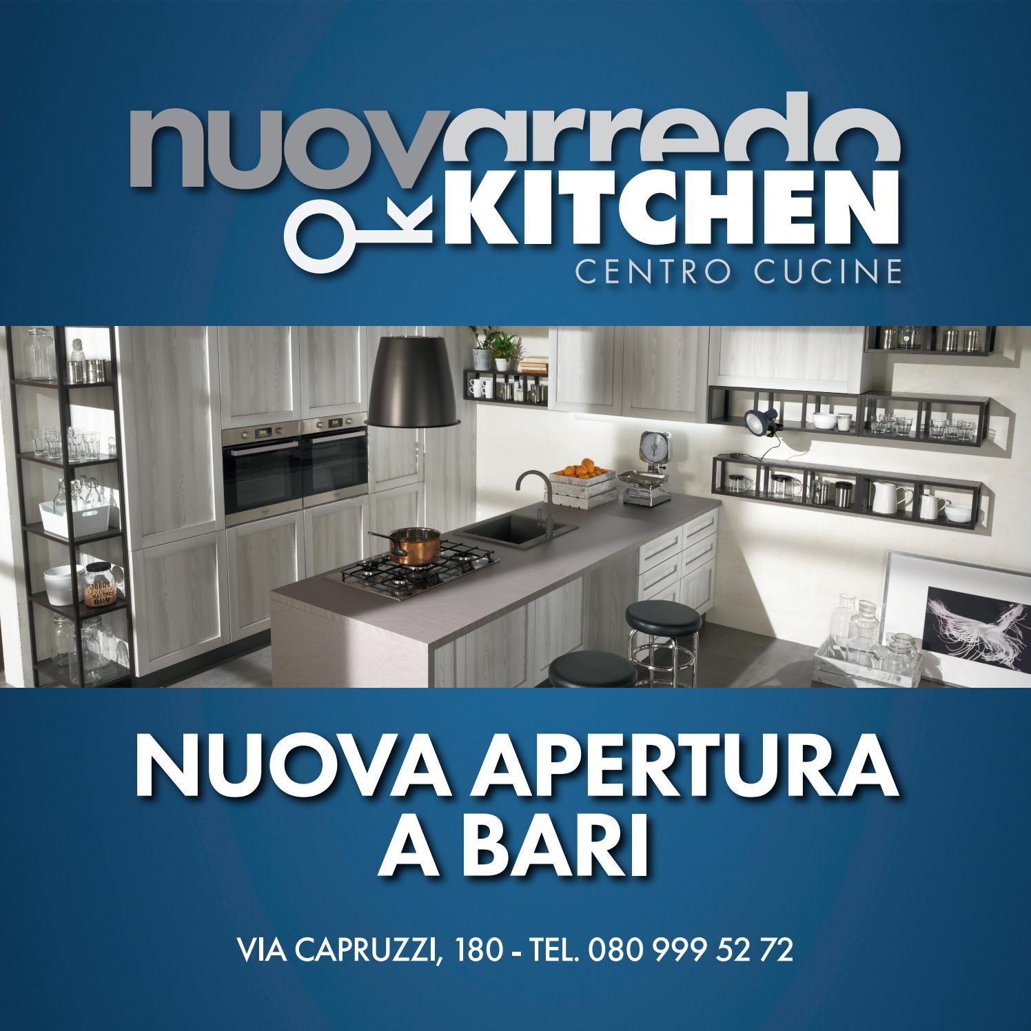 nuova apertura nuovarredo kitchen bari by nuovarredo issuu