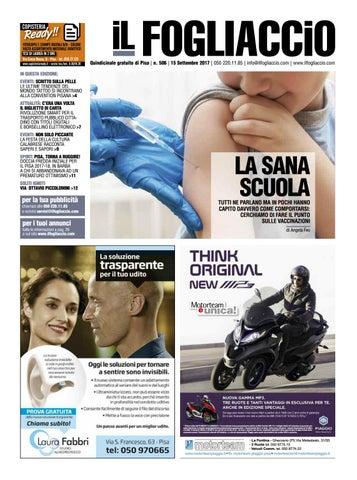 edizione 506 del 15 Settembre 2017 by Il Fogliaccio - issuu d9a134196cc